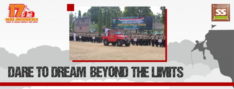 17th Waroeng SS, Dare to Dream Beyond The Limits